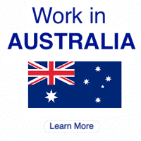 Work Visa For Australia