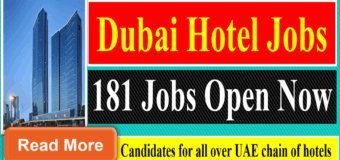 Hotel Jobs in UAE