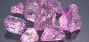 Properties of Kunzite Gemstone